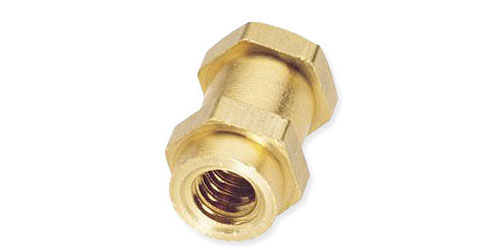 Threaded Brass Inserts and Knurled Inserts Manufacturers, M5